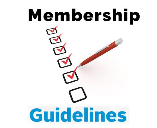 Members Guidelines